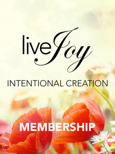 intentional creation advanced workshop at https://livejoymentoring.com/