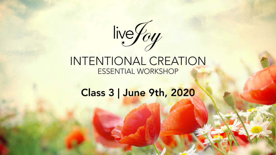Protected: Intentional Creation Class 3 | June, 9th, 2020